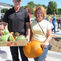 Lucky winners of Stone Ridge Animal Care prize